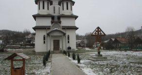 """Biserica nouă Ortodoxă """"Nașterea Maicii Domnului""""– Lujerdiu"""