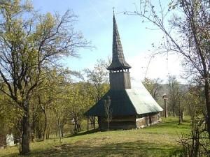 Biserica din lemn – Tioltiur