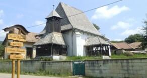 MONUMENT ISTORIC-Biserica Reformata – Tiocu de Jos, sec. XIV- XVIII-lea