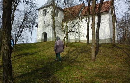 MONUMENT ISTORIC-Biserica Reformata – Tiocu de Sus sec. XIII-XV  lea