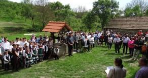 Inaugurare – Școală Agricolă în localitatea Tiocu de Sus