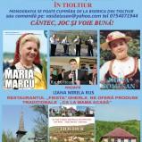 """Lansarea Monografiei satului Tioltiur vol. II  """"Tioltiurenii de la străbunici la strănepoți"""" și """"Zilele Tioltiurului"""" – 2016"""