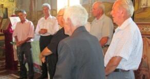 Întâlnire la 50 de ani de la absolvirea clasei a -VIII-a la Tioltiur