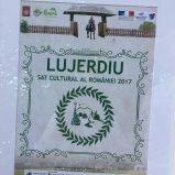 Lujerdiu Sat Cultural al României – 2017
