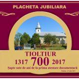 Lansarea Monografiei satului Tioltiur – vol III.